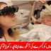 Digital Glasses Allow Legally Blind Lady To See Her Baby For First Time