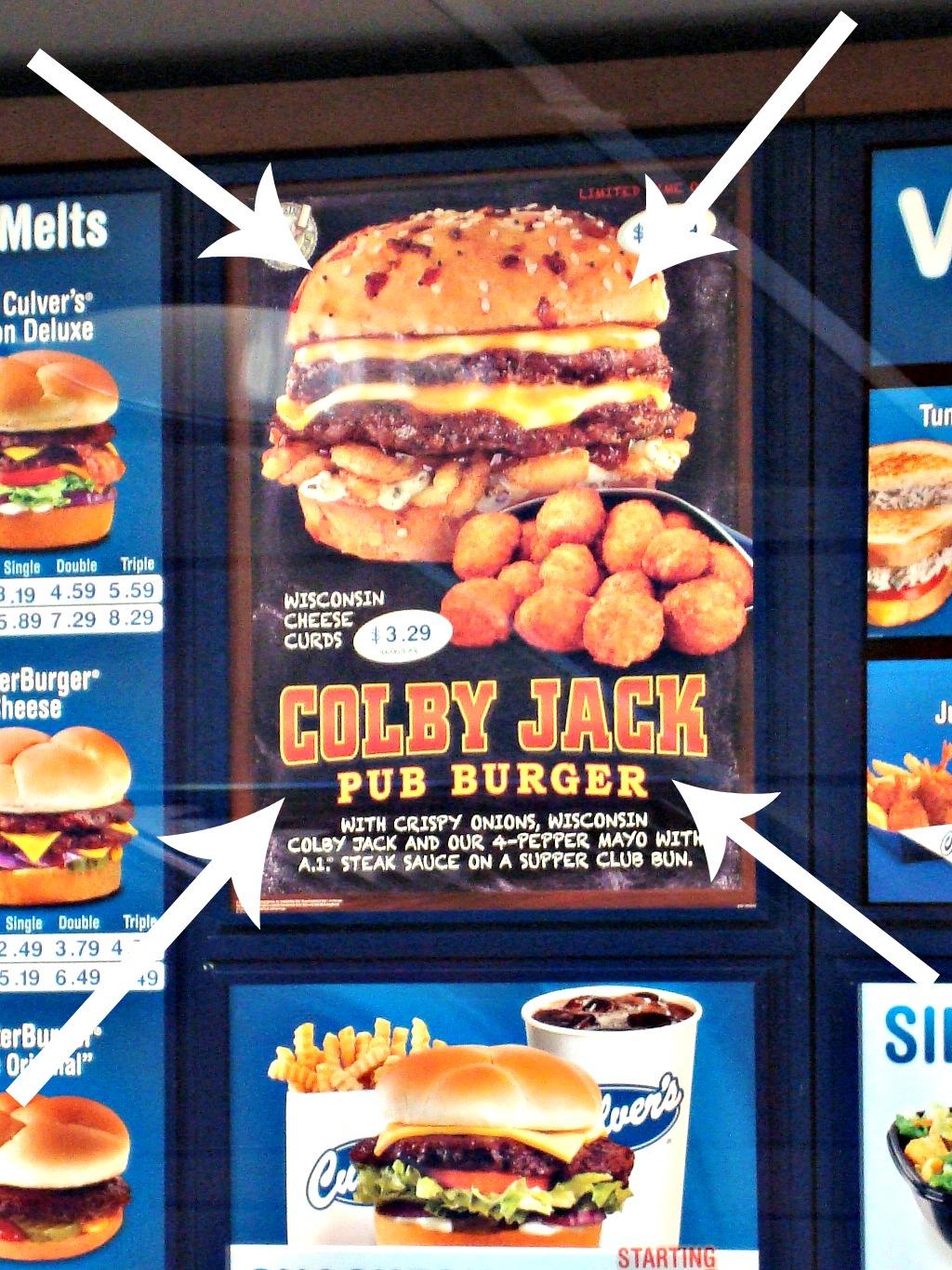 Burger dating night