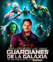 Guardianes de la Galaxia (2014) [Latino]