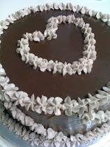 my mum's cake