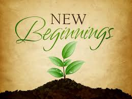 """New beginnings"" Sermon by Canon David Springthorpe"