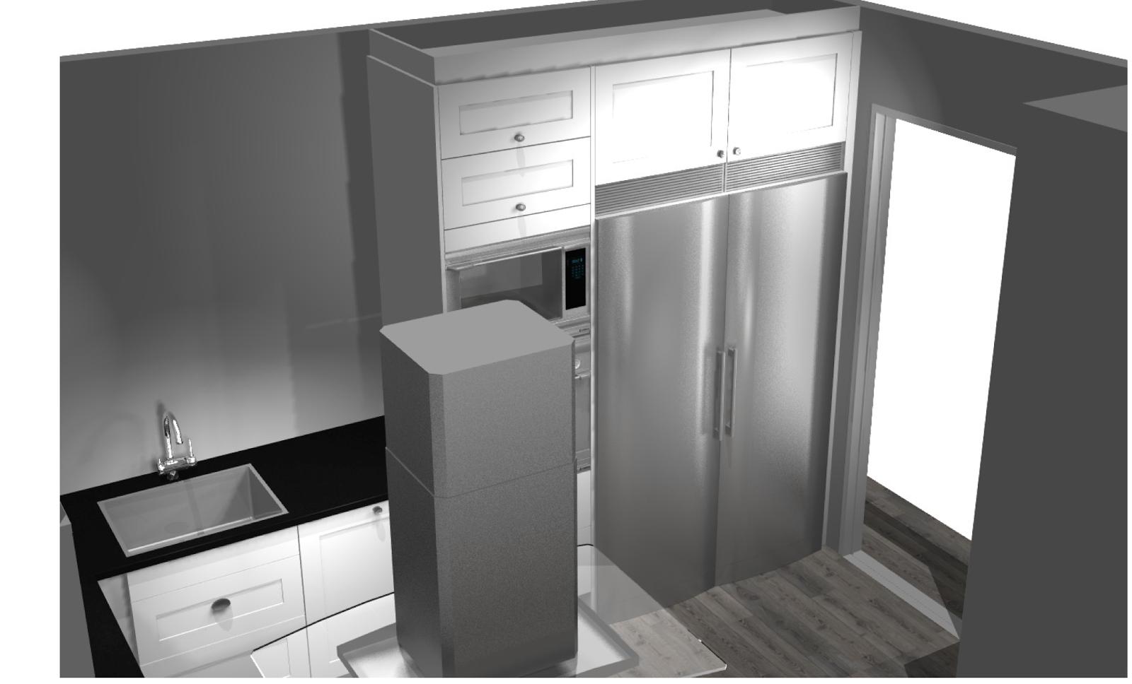 Sabelhagens olivlund : planerar nytt kök