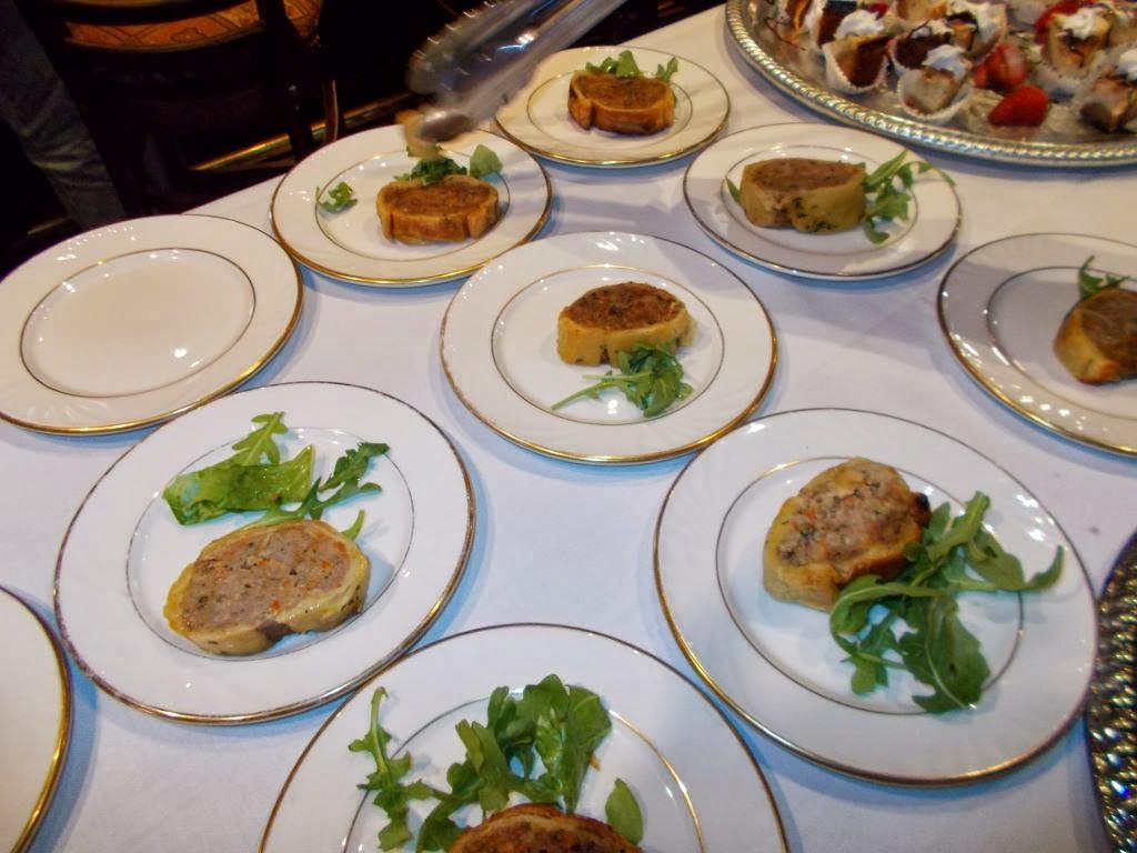 Taste history levis jewish community center of boca raton for Australian cuisine history