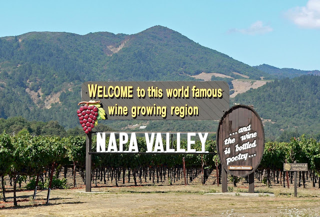 The Most Romantic Trip…Napa Valley