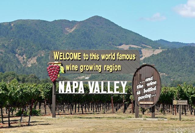 The Most Romantic Trip…Napa Valley
