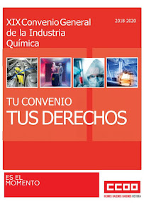 XIX Convenio General Industria Quimica