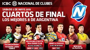 ICBC Nacional de Clubes: el camino a la final