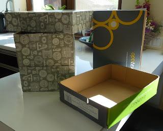 co zrobić z pudełek