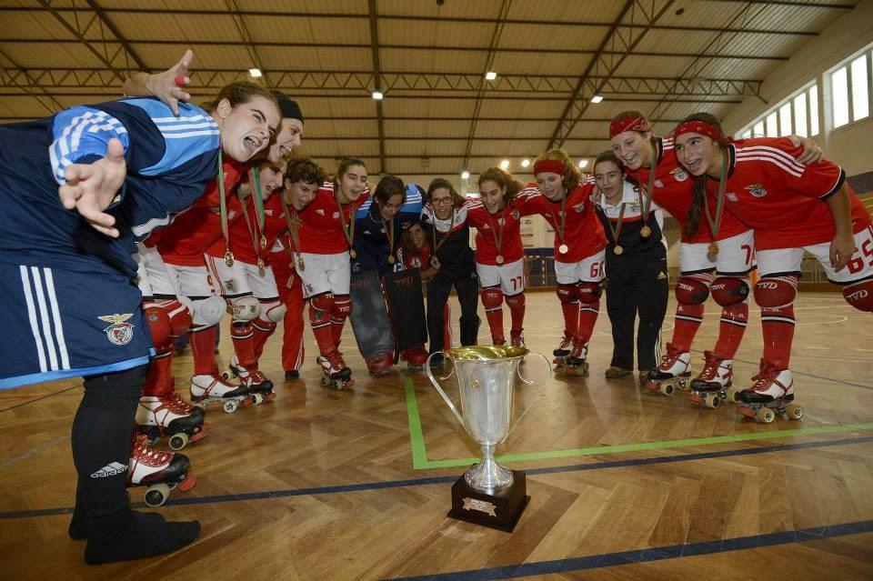 Vencedoras Supertaça 2013-2014