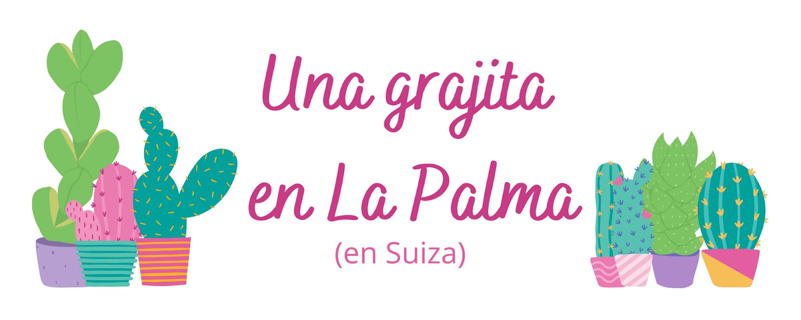 Una grajita en La Palma