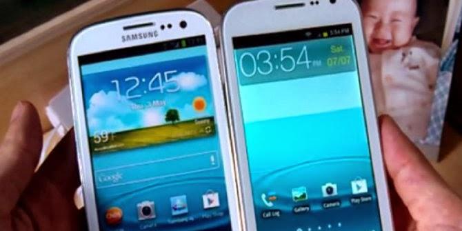 Cara Membedakan Smartphone Asli Dengan Yang Palsu