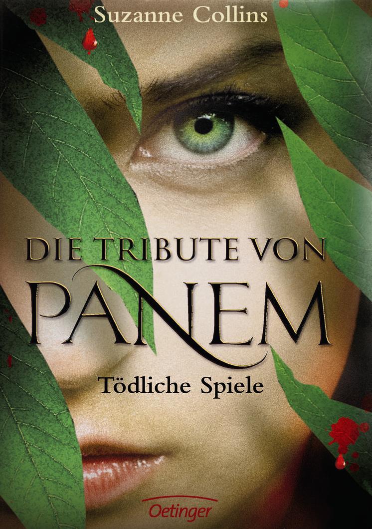 Die Tribute von Panem Tödliche Spiele - Rezension - Suzanne Collins - Buch Blog - Pandastic Books
