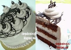 Cake: Choc Mousse Cake