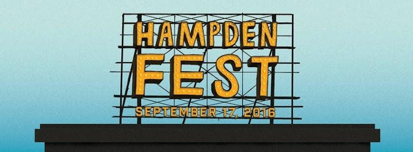 Hampdenfest 2016