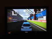 Real Racing 2 via Apple TV