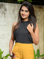 Neha Deshpande New Glam photo shoot-cover-photo