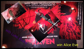 Win Autographs from The Raven Cast!!