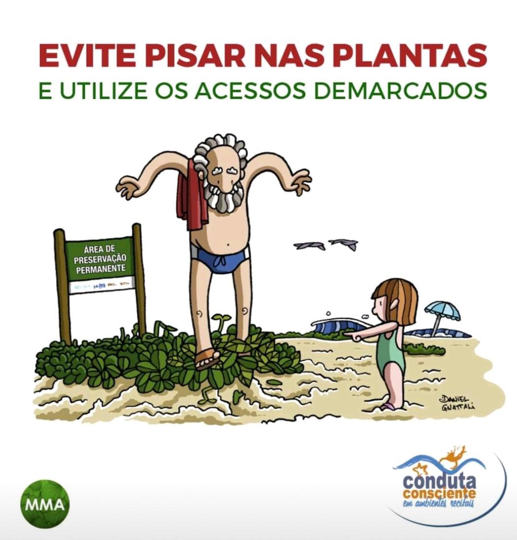 Conduta Consciente em Ambientes Naturais - MMA
