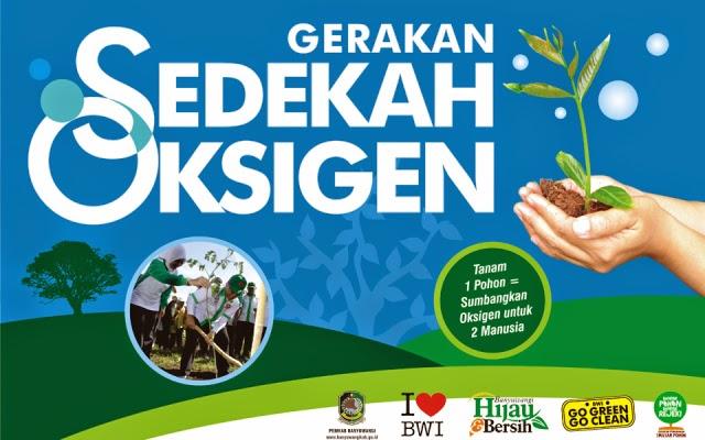 Banyuwangi kota welas asih pertama di Indonesia.