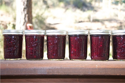 homemade jam