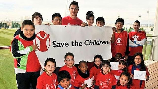 ¿Cómo atajar una crisis de reputación? El caso Cristiano Ronaldo y Save The Children