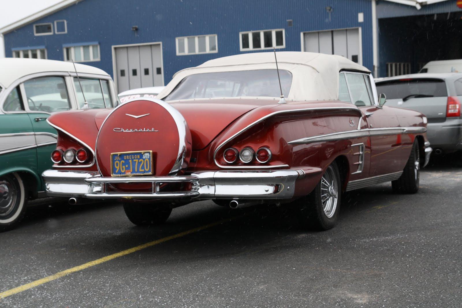 Kolla in p ett annat st lle p hisingen d k denna impala cab upp idag och visst r man f rundrad ver hur mycket fina bilar som egentligen kommer till v rt