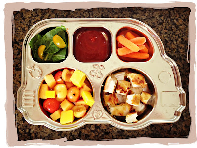 innobaby din din divided platter review