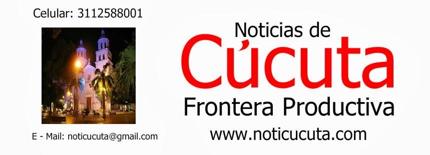 Noticias de Cúcuta