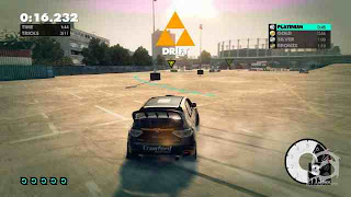 Dirt 3 screen shot