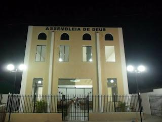 Assembleia  de Deus em Padre Vieira, como tudo começou: