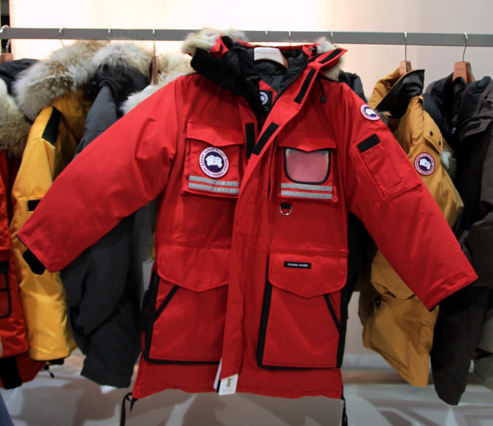 Canada Goose Banff Anorak Frontera popular