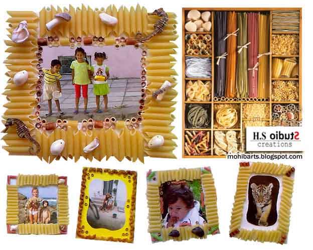 Summer Souvenir FRAMES – Craft Fun – Creative Arts