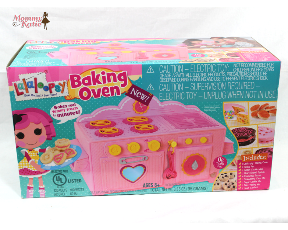 Simple  Giveaway Lalaloopsy Baking Oven on the List of Hot Toys for the Season