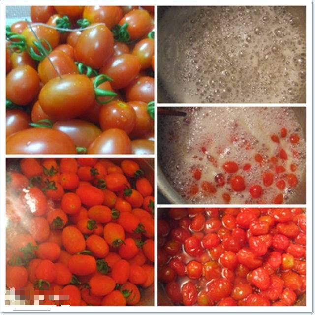 Cách làm mứt cà chua bi Đà Lạt cực ngon1