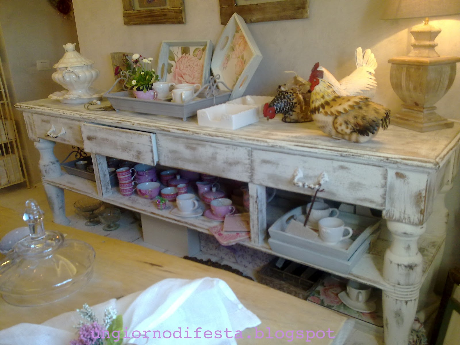 Un giorno di festa non solo wedding oggetti d 39 arredo per - Oggetti in legno per la casa ...