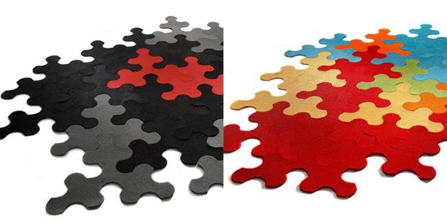 Marzua una alfombra puzzle - Alfombra puzzle ninos ...