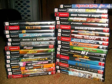 playstation 2 download games
