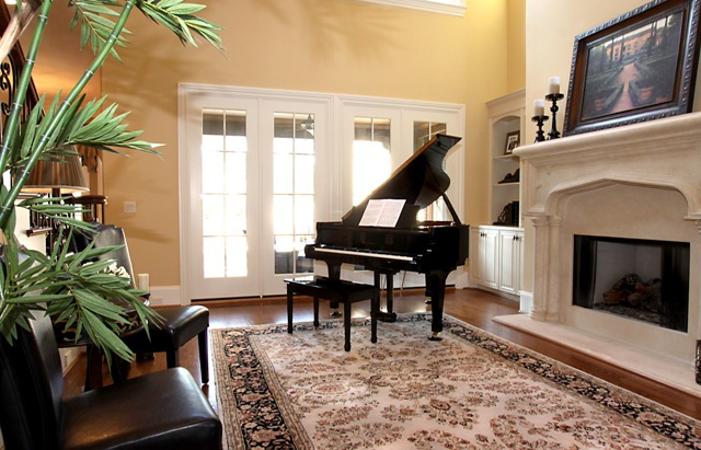Would I Love To Have A Piano Like This Baby Grand Of Course Just Need It Be The Type That Played Itself How About You