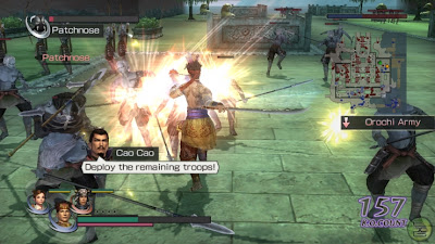 Warriors Orochi PC Review