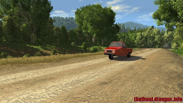 key game BeamNG.drive
