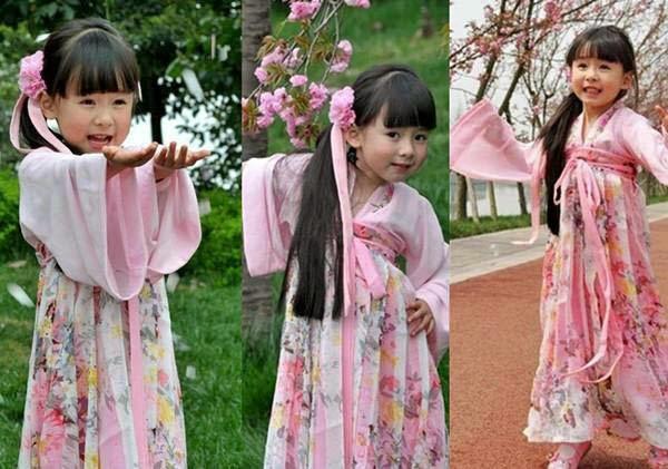 Schönes China: Bunte traditionelle Kleidung | Gerrys Blog