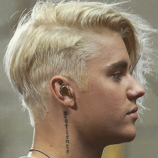 Justin Bieber New Hairstyle 2015