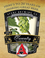 Avery Twenty IPA