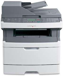 Lexmark X364dn Driver Printer Download
