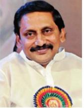 Chief Minister N. Kiran Kumar Reddy