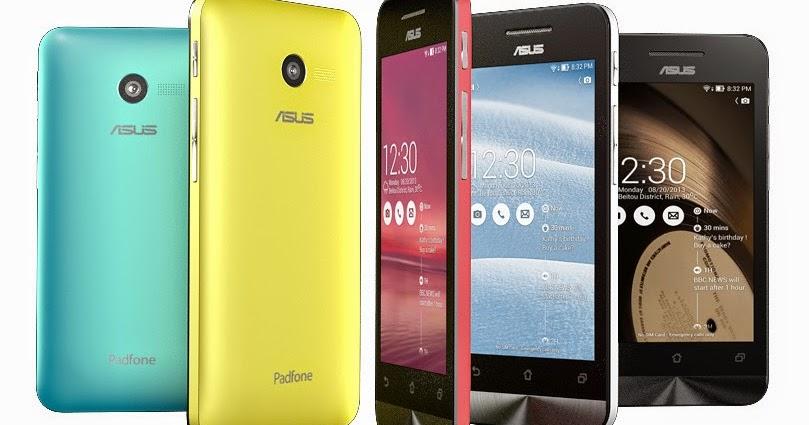 Spesifikasi ASUS Zen Fone 4 Smartphone Intel Termurah