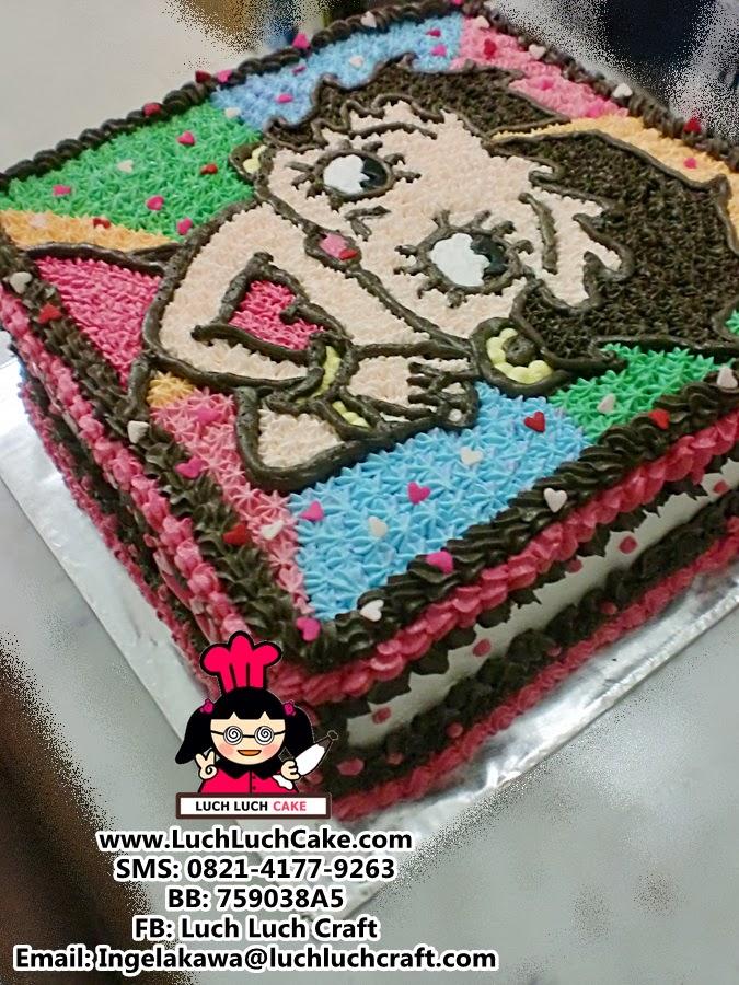 jual Kue Tart Betty Boop Daerah Surabaya - Sidoarjo