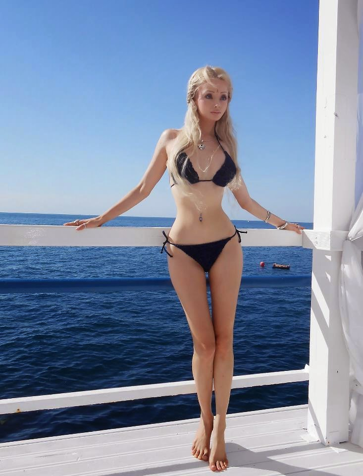 All know: Favorite Products of Valeria Lukyanova