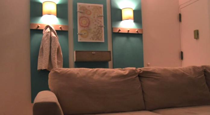 طريقة عمل ديكور لمدخل الباب رائع من أيدك فيديو How to decorate a small apartment