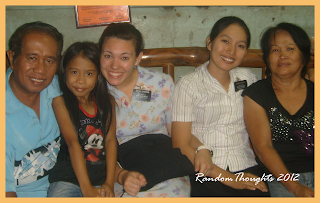 Sisters with Camporazo family